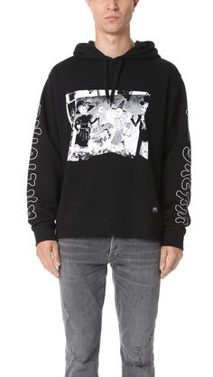 CHEAP MONDAY Pullover Hoodie. #cheapmonday #cloth #hoodie