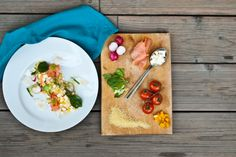 #kuskus #losos #redkovka #syr #culinary #debnickari