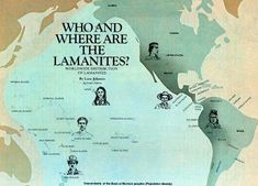 Who and Where are the Lamanites