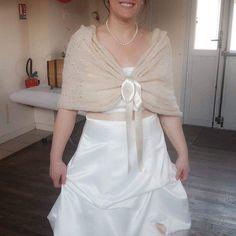 Winter Wedding Shawl, Wedding Cape, Bridal Cape, Rustic Wedding, Bridesmaid Shawl, Brides And Bridesmaids, Bridal Bolero, Wedding Bolero, Bridal Cover Up