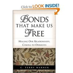 Bonds that Make Us Free. By Terry Warner, Arbinger Founder. This book is the basis for Arbinger's work and explores Warner's groundbreaking scholarship into the paradox of self-deception.