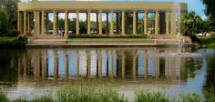 Peristyle | New Orleans City Park
