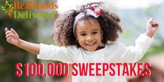$100,000 Sweepstakes Canadian Contests, Cash Gift Card, Movie Rewards, Free Groceries, Clean Recipes, Giveaways, Pretty, Real Foods, Year 6