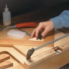 Frame Assembly Jig | Woodsmith Tips