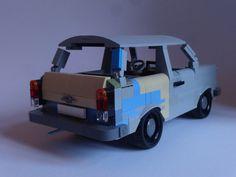 Lego Trabant 601 Universal