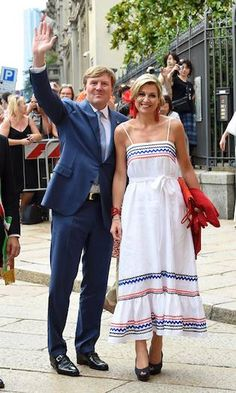 Maxima and Willem-Alexander