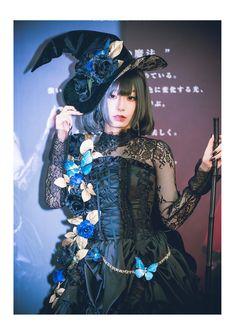 Manga Art, Goth, Victorian, Cosplay, Model, Photography, Dresses, Style, Twitter