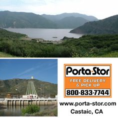 Need to Rent Portable Storage Containers in Castaic California? Call Porta Stor at 1-800-833-7744 and Rent Portable Storage Containers in Castaic California