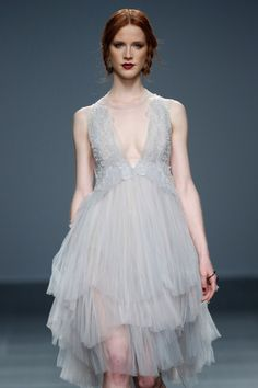 Marco&Maria – M&M 2016 Bridal Kollektion Barcelona Bridal Fashion Week http://www.hochzeitswahn.de/inspirationsideen/marcomaria-mm-2016-bridal-kollektion/ #weddingdress #fashion #style