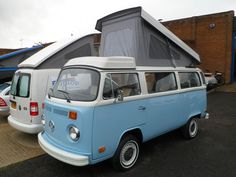 VW T2 Original Bay Window Fully Restored Poptop Campervan in Cars, Motorcycles & Vehicles, Campers, Caravans & Motorhomes, Campervans & Motorhomes | eBay