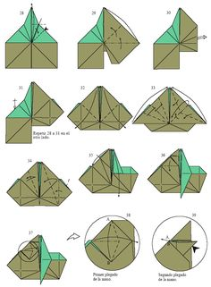 origami yoda instructions 3