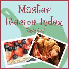 THM  recipe index | Gwens Nest
