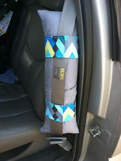 Coussin de ceinture de sécurité par SixelaDesigns sur Etsy