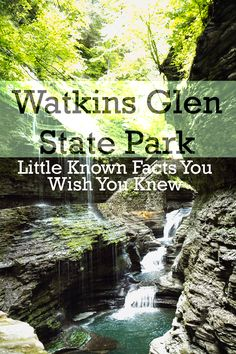 Little Known Facts You Wish You Knew about WATKINS GLEN STATE PARK in New York state. Watkins Glen State Park is a short drive from New York City and not to be missed for a family vacation spot to visit for a day excursion from NYC. Family Vacation Spots, Family Travel, Vacation Ideas, Vacation Packing, Family Vacations, Cruise Vacation, Weekend Trips, Day Trips, The Places Youll Go