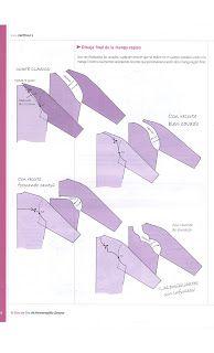 Costura,Patrones y mucho mas: Libro de Oro Hermenegildo Pattern Cutting, Pattern Making, Pekinese, Pattern Drafting, Fashion Sewing, Sewing Clothes, I Love Fashion, Pattern Paper, Diy Crafts