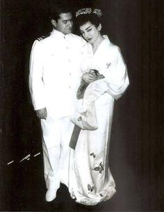 Madama Butterfky, Chicago, 1955 Giuseppe Di Stefano - Pinkerton con Maria Callas - Cio-Cio San