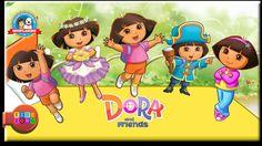 Dora Five Little Monkeys - Nursery Rhymes for Kids by Kidssongtv