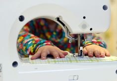 Sewing Lessons for Children || Frances Suzanne