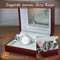 Model ten charakteryzuje oryginalny, gustowny design. Z pewnością będzie idealnie prezentował się na ręce każdej modnej kobiety.  http://bit.ly/1EpTUi0