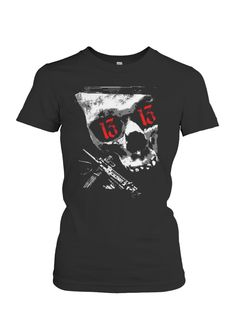 LUCKY 13 SCULL