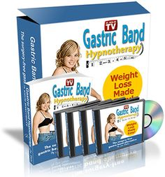 Buy the gastric band hypnotherapy pack today! – the hypnotic weight loss solution