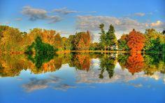 Autumn Under the Baranec Peak