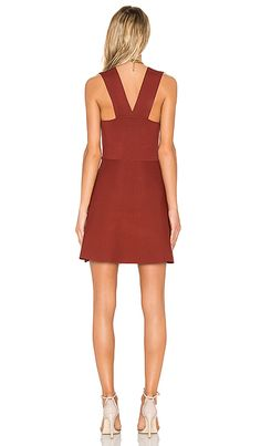 Shop for A.L.C. Rada Dress in Copper at REVOLVE. Free 2-3 day shipping and returns, 30 day price match guarantee.