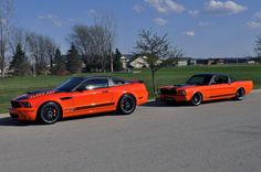 Ring Brother's Mustangs Going On Barrett Jackson - MustangForums.com