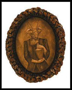 The widow Edenbury by larkin-art on deviantART