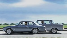 Alfa Romeo Giulia GT 1600 Junior vs Giulia Super