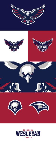 Oklahoma Wesleyan University - New Athletic Brand Takes Flight — More Branding, Marketing and Advertising, Tulsa, OK