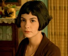 Amelie Bob haircut