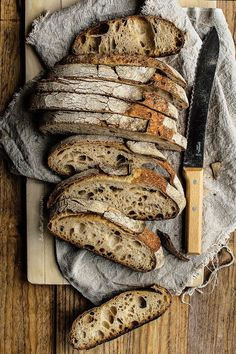 ... tabatière bread de Jura (a traditional French bread made with wheat flour and hydrated about 65%) ...