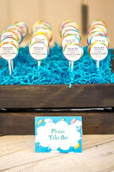 Seuss First Birthday & Free Party Favor Printables Sweetwood Creative Co. Baby's First Birthday Gifts, Dr Seuss Birthday Party, Birthday Party Favors, First Birthdays, Birthday Ideas, Frozen Birthday, Birthday Photos, Boy Birthday, Dr Seuss Baby Shower