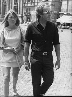 Miranda Quarry and Peter Sellers