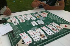 Rules of the Classic Card Game Canasta Rules of the Classic Card Game Canasta Family Card Games, Fun Card Games, Card Games For Kids, Playing Card Games, Party Games, Canasta Card Game, Star Citizen, Board Games, Wrapping