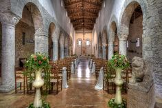 La Abadía de San Nicolás, San Gemini, Umbria, IT / by Giuseppe Peppoloni on 500px