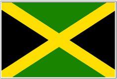 Drapeau de Jamaique (#Flag of #Jamaica)