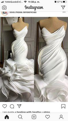 Princess Wedding Dresses, Dream Wedding Dresses, Bridal Dresses, Boho Wedding, Modest Wedding, Mermaid Wedding, Fall Wedding, Wedding Ideas, Ball Dresses