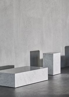 Clad in marble, these Plinth Tables will anchor your room with a touch of luxury. These tables become a part of the architecture of the room, and will instantly add a touch of sophistication to your space. Available in white Carerra and black Nero Marquina marble in three different sizes. The low rectangular version is …