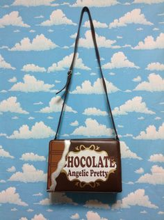 Melty Chocolate Bag in Brown from Angelic Pretty - Lolita Desu