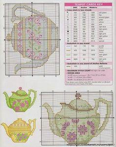 Kanaviçe Şemaları: Kanaviçe Modelleri