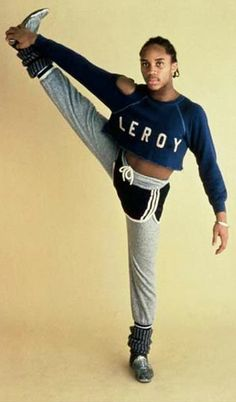 gene anthony ray character in fame