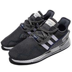 1794e53fad461 adidas Originals EQT Cushion ADV Grey White Men Running Shoes Sneakers  DA9533