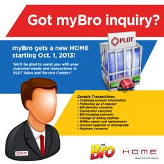 Upgrading your myBro net? Visit our PLDT SSC in PLDT & Smart co-located stores for myBro needs! Accounting Information, Checking Account, Bro, Connection, Surfing, Surf, Surfs Up, Surfs