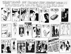 Wally Wood's 22 Panels That Always Work. If you storyboard, draw, take photos, paint, or engage in any design activity - you need this!