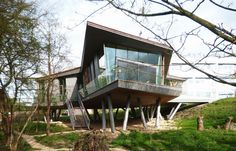 ... Maggie's Centre, Oxford by Wilkinson Eyre