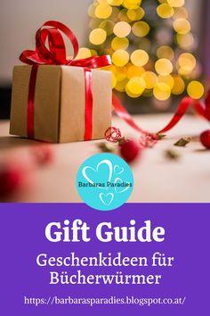Jede Menge Geschenktipps für Bücherwürmer findet ihr auf meinem Blog! Da ist für jeden etwas dabei! Viel Spaß beim Stöbern!