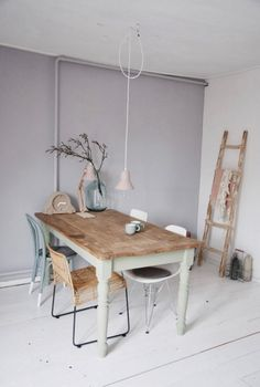 DIY Table peinte