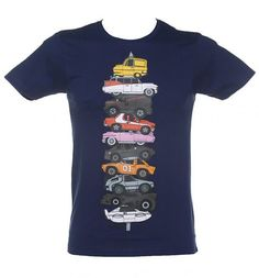 Men's Star Cars T-Shirt  £11.99